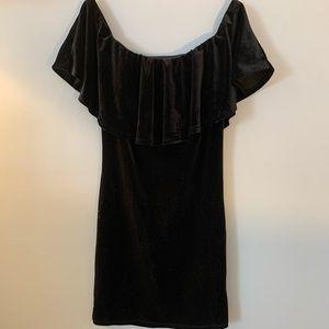 NWT velvet dress